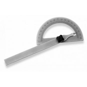 Nurgamõõdik-mall 0-180° 150x120mm mudel 486