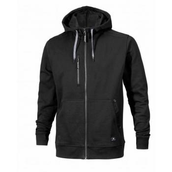 Kapuutsiga pusa, Björnkläder, must (OnDuty) XL