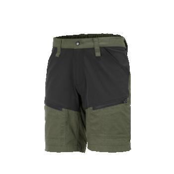 GESTO hiking lühikesed püksid, roheline L
