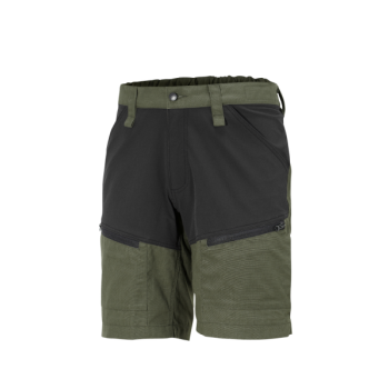 GESTO hiking lühikesed püksid, roheline XL