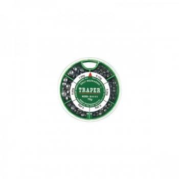 Tinakomplekt TRAPER 70g 51111