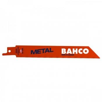 Tigersae terad Sandflex bimetall 150mm*0,9mm ST 18TPI 2 tk metallile