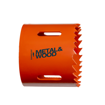 Augusaag bimetall 76mm