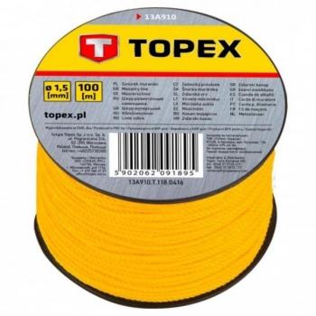 Müürinöör 1,5mmX100m kollane