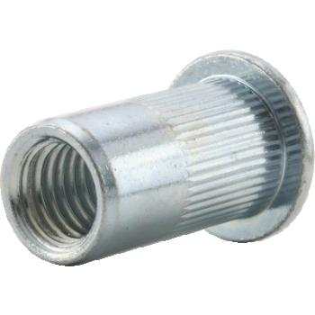 TÕMBEMUTTER ZN ÜP M3x5x10,5 0,5-2,5mm, ava 5mm, mutterneet