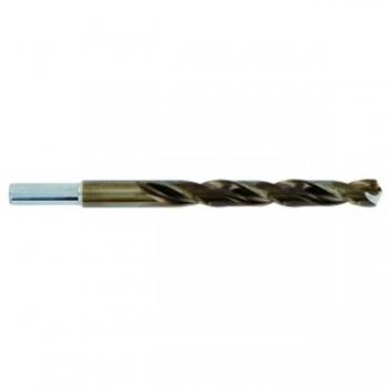 Metallipuur Ø14,00 mm, HSCOB, üleni lihvitud, saba Ø12 mm. Tipunurk terav (split point) 130⁰. T Line