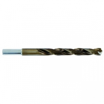 Metallipuur Ø16,00 mm, HSCOB, üleni lihvitud, saba Ø12 mm. Tipunurk terav (split point) 130⁰. T Line