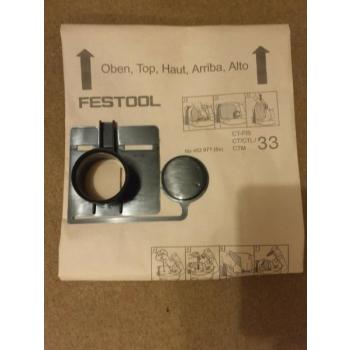Tolmukotid Festool FISCT/ CTL/CTM 33 5tk