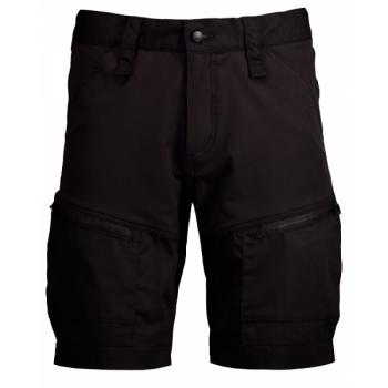 GESTO hiking lühikesed püksid, must XL