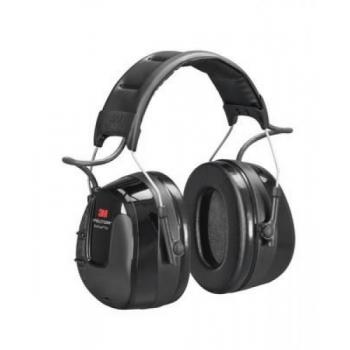 Kõrvaklapid Worktunes Pro digi FM-raadioga, must UU004690697, 3M