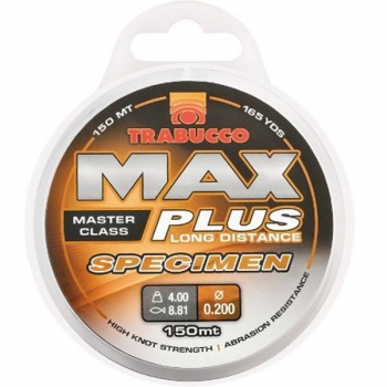 TAMIIL TRABUCCO MAX PLUS SPECIMEN 0,2mm 150M