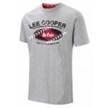 T-särk Lee Cooper hall logoga XXXL