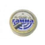 Õhkrelva kuulid Gamma 4,5mm, 0,70g 300tk