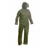 Vihmaülikond nailon/pvc roheline XL