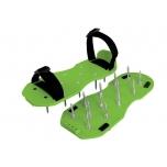 Muru aereerimise sandaalid, naelad 4cm