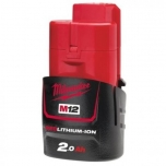 M12 B2 12V 2,0Ah aku Milwaukee