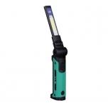 Töövalgusti UV (ultraviolett) 200lm LED, õhuke, laetav, liigendiga, IP20