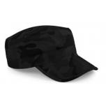 Camo Camouflage Army Müts midnight