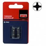 Otsakud Torsion PH2 25mm 2 tk jaepakend