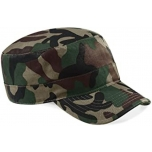 Nokamüts Camoflage Army Cap Jungle