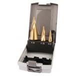 ASTMELISTE PUURIDE KMPL. 3-OSALINE (4-12mm, 4-20mm, 4-32mm)