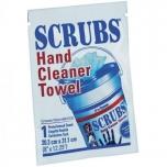 Niisked puhastuslapid Scrubs (1 tk pakis)