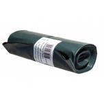 Extra ehitusprügikott 100l 5tk must +roheline/LDPE