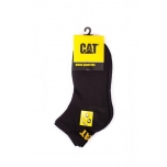 CAT Meeste poolkõrged sokid ZCM0825 must 43/46, 3pr