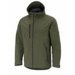 Nordic SoftShell jakk, oliiviroheline, L
