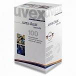 Prillide puhastuslapid 100tk Uvex