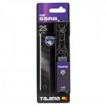 Tajima varutera DORA Razar Black Blades 25mm, 10 tk.