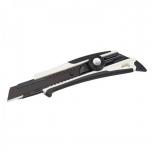 Tajima nuga DORA 18mm Razar Black Blade, keeratava lukustiga