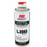 Motorcycle Synthetic Chain Lube L89 400ml