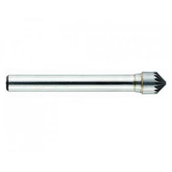 Carbide rotary burrs. Cone. (Ø) 6 mm 90*