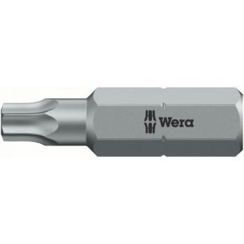 Wera standart bit TORX TX27 x 25mm, 867/1 Z