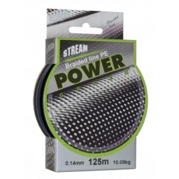 Nöör STREAM PE Power Line 125m 0,10mm