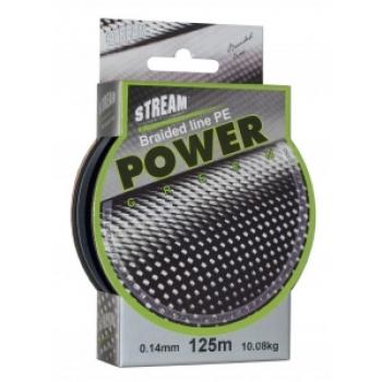 Nöör STREAM PE Power Line 125m 0,14mm