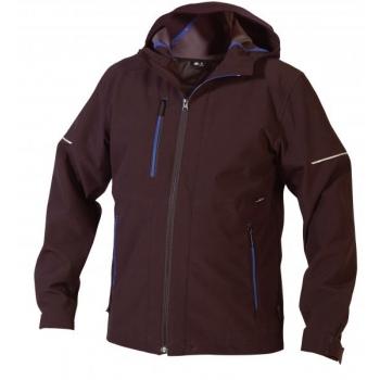 Nordic softshell jakk, must, L
