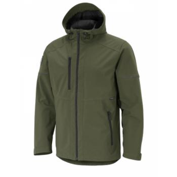 Nordic SoftShell jakk, oliiviroheline, XL