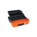 Tööriista/sortimendi kohver 3 sahtliga, 410x220x210mm oranž Truper 10539