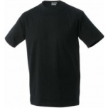 T-särk must, materjal 100% puuvill. XL