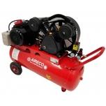 ECO/100/5T, 515 l/min, 100l, 4kW/400V, 10bar kolbkompressor