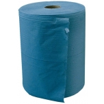 Paberrätik rull 32x37cm 1000tk sinine 2kihti 370m