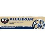 K2 ALUCHROM KROOMI POLEERIMISPASTA 120G/TUUB
