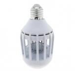 LED-lamp 2IN1 9W E27, putukatõrjega