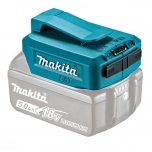 MAKITA AKU ADAPTER 18V -> USB (2TK.)