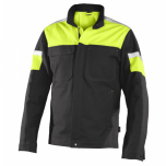 Carpenter jakk, helkuritega, must/kollane