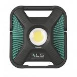 Töövalgusti LED 6000lm, rasketesse tingimustesse, laetav/juhtmega, Bluetooth, IP67