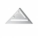 "Alumiiniumist puusepa kolmnurk miiunurgik 7"" (177 mm) 15131"