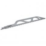Tiigersae tera kõvasulam hammastega 300mm*1,5mm 2TPI 1 tk kergbetoonile